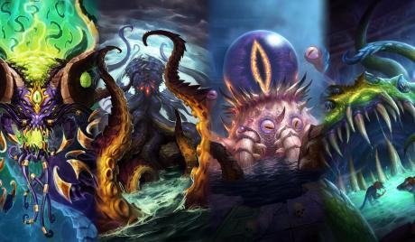 wow strongest Old Gods