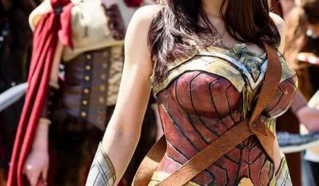 50 Best Wonder Woman Cosplays