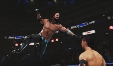 WWE 2K19Best Finishers