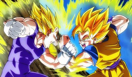 best dbz fights