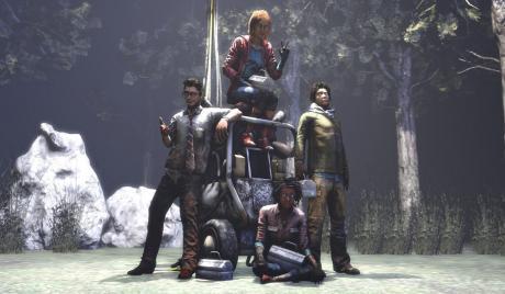 Gen rush, DbD, Survivors, Killers