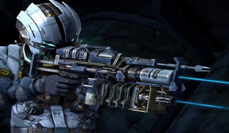 Dead Space 3 Best Weapons