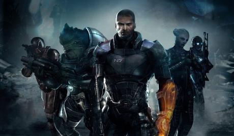 Best Armors of Mass Effect 3