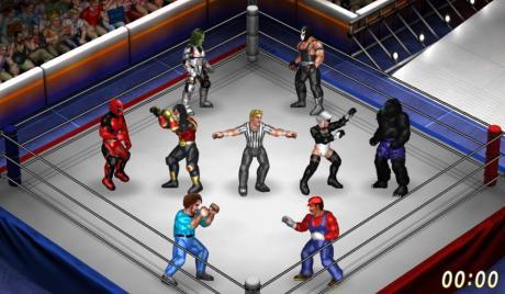 best wrestling games pc
