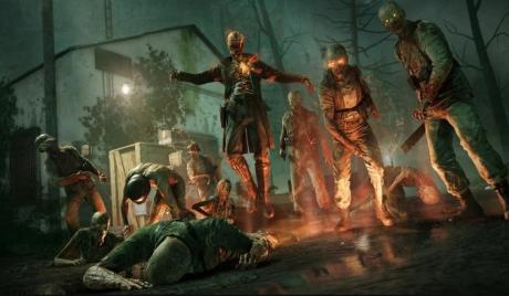 zombies, Undead, top 50, zombie games, zombie shooter, horror games,