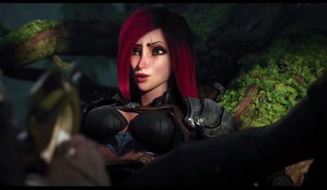 Top 10 Hottest Babes in League of Legends