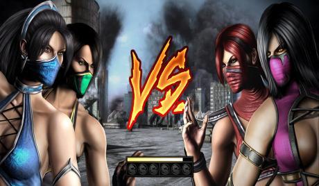 Kitana-vs-Jade-vs-Mileena-vs-Skarlet