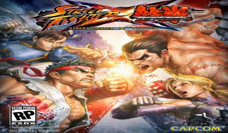 Street Figher X Tekken