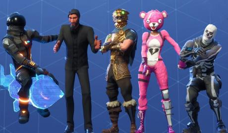 Here are some Fortnite skins