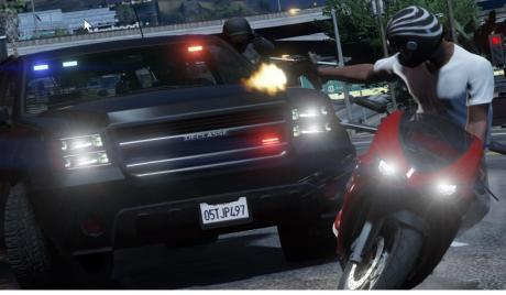 GTA 5 best Drive By Weapons