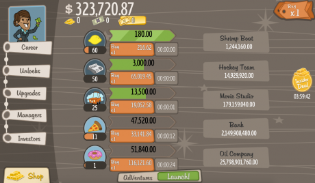best tycoon games