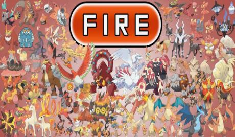 Discover the top 15 Fire Type Pokemon in the Pokemon TCG.