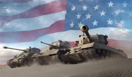 World of Tanks Best American Tanks