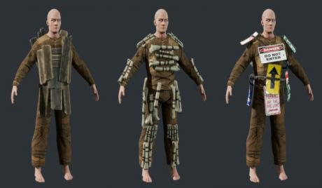 RUST Best Outfit Combinations
