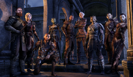 The top 5 best Dragonknight races in ESO, ESO Best Dragonknight Race