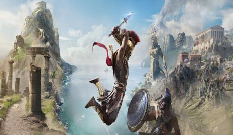 Games Like Assassin's Creed: Odyssey