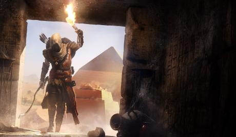 Games like Assassin's Creed: Origins