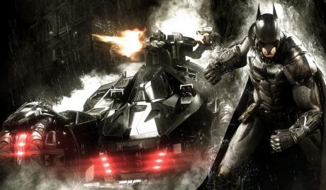 Games like Arkham Knight