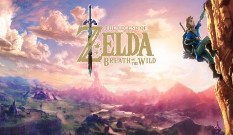 Games like Zelda Breath of the Wild