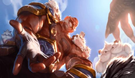 Legends of Runeterra Best Champions