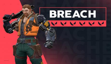 Valorant Best Breach Player