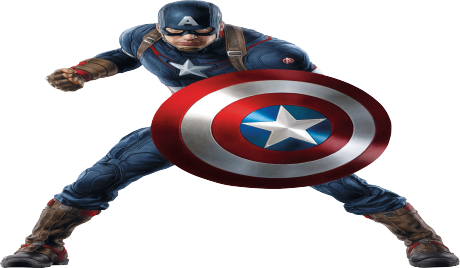 Captain America superpowers