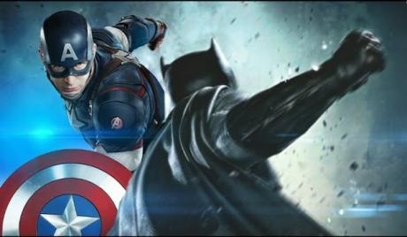 Batman vs Captain America Who Would Win,Batman vs Captain America