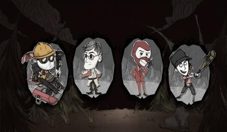don't starve together best character mods