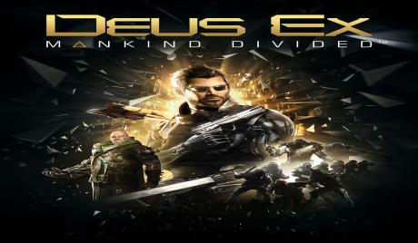 Deus Ex: Mankind Divided rating review