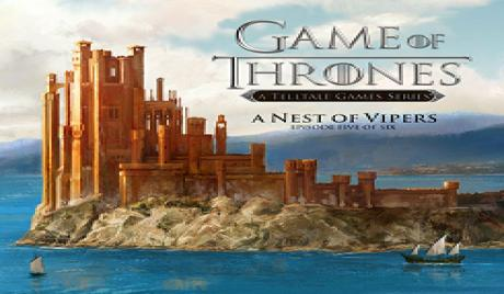 Game of Thrones: Episode Five - A Nest of Vipers game rating