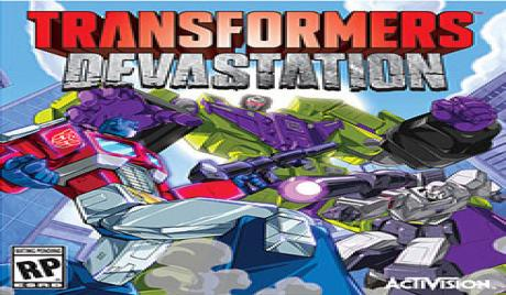 Transformers: Devastation game rating