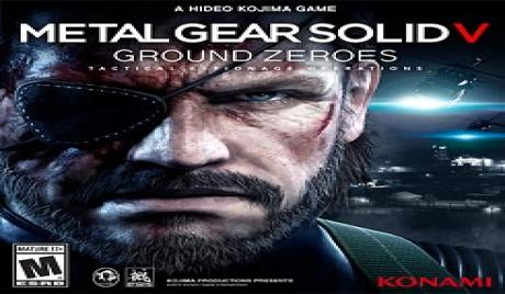 Metal Gear Solid V: Ground Zeroes game rating