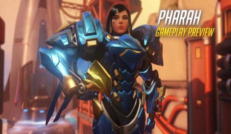 Overwatch: Blizzard Releases New Gameplay Footage of Pharah