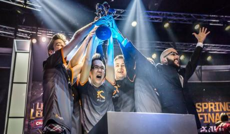 best lol teams 2016