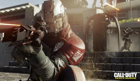 COD, Call of Duty Infinite Warfare