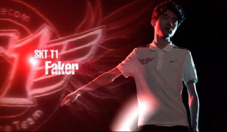 Faker, SKTT1, League of Legends