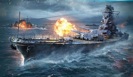 Best Warship Games