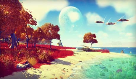 no man's sky, new open universe game, new game 2016