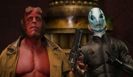hellboy, darkhorse comics, hellboy movies