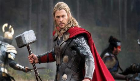 Thor, Marvel, Norse Mythology.