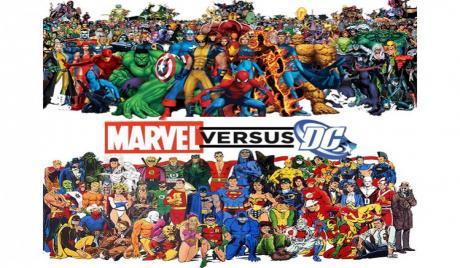 Marvel, DC, Villains