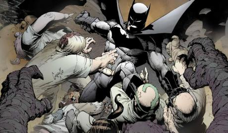 Batman, Scarecrow, The Riddler, Bane, Two-face, Poison Ivy, Harley Quinn, The Joker, Catwoman, Mr. Freeze, Ra's a Ghul,