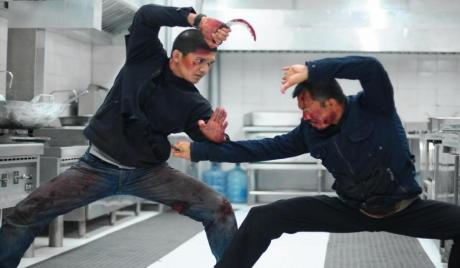 martial arts actors