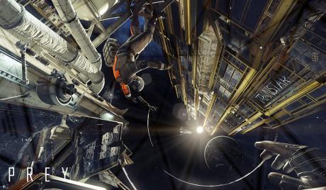 prey, survival horror, gaming, new release