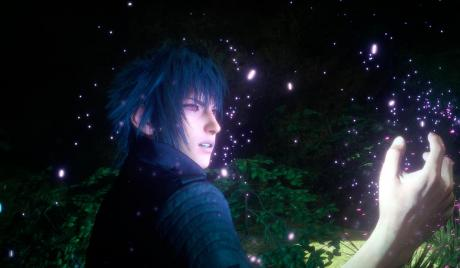 An example of the Luminous Engine, featuring Noctis