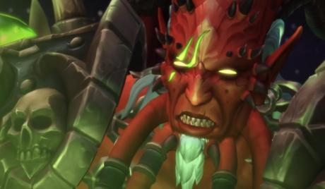 Kil'jaeden is an eredar demon lord and acting leader of the Burning Legion.