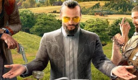 Far Cry 5, Far Cry Series, Ubisoft