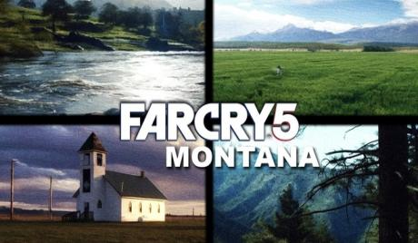 Far Cry 5, US based, location, reveal, ubisoft, far cry