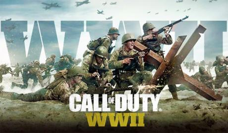 Call Of Duty, Call of Duty WW2, Activision Games, Call Of Duty 2017