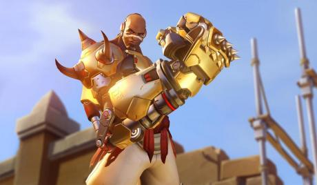 overwatch, doomfist,fps, pvp, blizzard